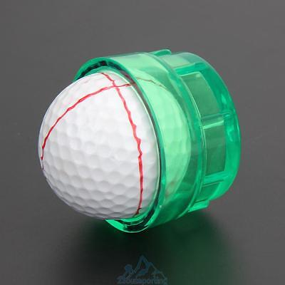 New Golf Scriber Golf Ball Line Marker Liner Template Easily Drawing Tool