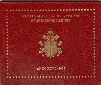 Vatican empty Folder for uncirculated set (choice of: 2002 - 2016)