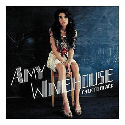 Amy Winehouse Back To Black Vinile Lp Nuovo E Sigillato !!