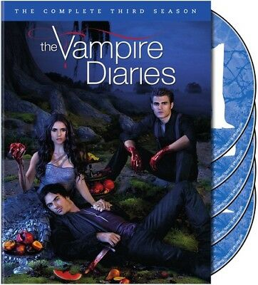 The Vampire Diaries: The Complete Third Season [New DVD] Boxed Set, Full Frame