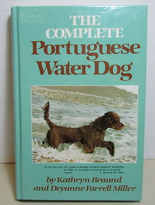 The Complete Portuguese Water Dog - First Edition