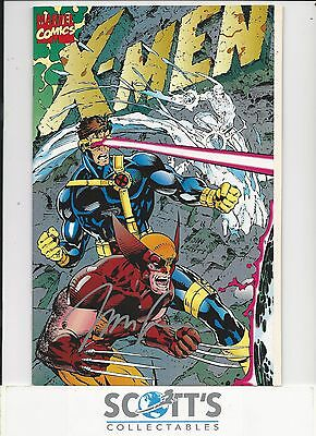 X-Men  1  NM  (Signed by Jim Lee)