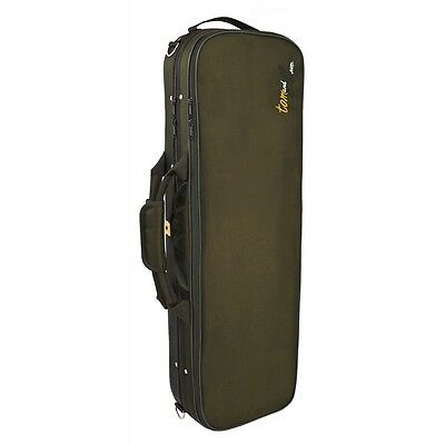 Tom and Will 4/4 Size Violin Gig Case - Olive