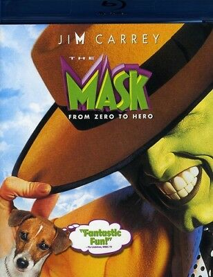 The Mask [New Blu-ray] Widescreen