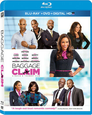 Baggage Claim [New Blu-ray] With DVD, Widescreen, Subtitled, Ac-3/Dolby Digita