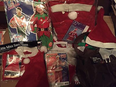 Christmas Costumes Various - Adults & Kids - Business Box