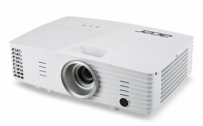Acer X1385WH DLP 3D Projector 20,000:1 3200 Lumens 1280x800 NEW