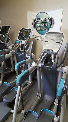Precor AMT 835 with open stride Adaptive motion trainer.  Refurbished