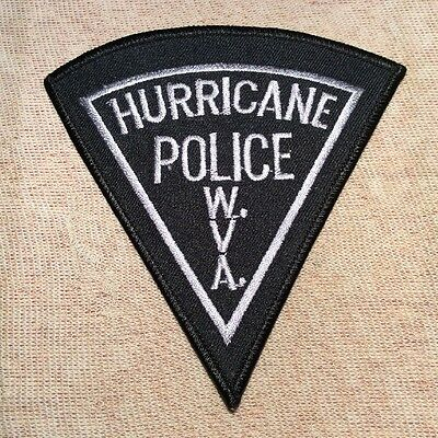 WV Hurricane West Virginia Police Patch (Subdued)