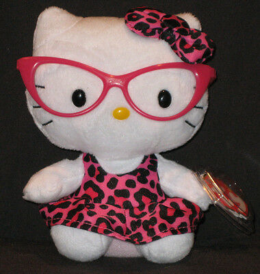 TY HELLO KITTY FASHIONISTA BEANIE BABY - MINT with MINT TAGS