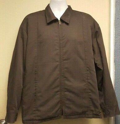 Uniform Work Perma- Lined Panel Jacket