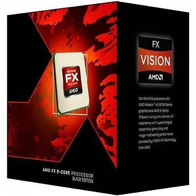 AMD FX-8320  8-Core  3.5GHz AM3+ 16MB Cache 125W   BE!