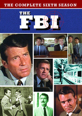 The FBI: The Complete Sixth Season [New DVD] Manufactured On Demand, Full Fram