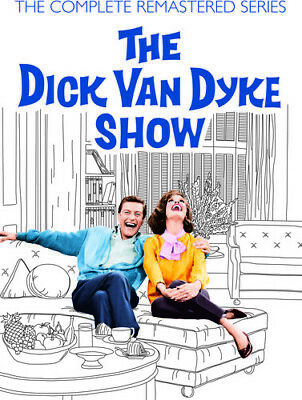 The Dick Van Dyke Show: The Complete Remastered Series [New DVD] The Dick Van