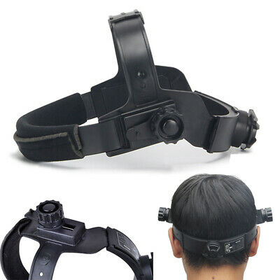Adjustable Solar Welding Welder Mask Headband for Auto Dark Helmet Accessorie