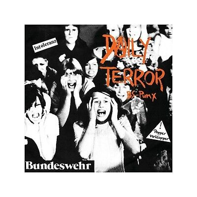 "45, 7"" - Daily Terror - BS-Punx - Re, Punk, Germany, KBD, Hear!"