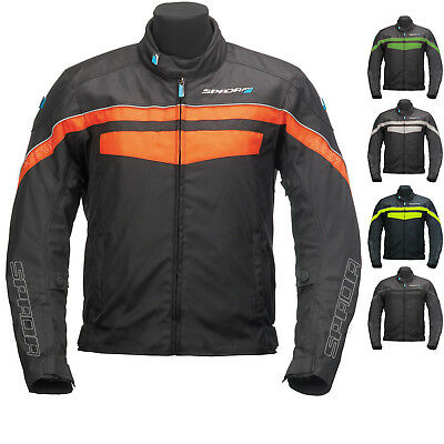 Spada Energy 2 Motorcycle Jacket Textile Thermal Waterproof CE Armour Breathable