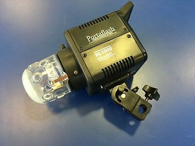 Portaflash Digi Light DL1000 - 1000W Continuous Studio Lighting / Lamp