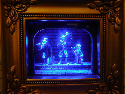 Disney Parks Gallery of Light Olszewski Haunted Mansion Hitchhiking Ghosts - New