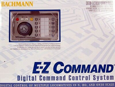 Bachmann EZ Command Control System Digital Complete System 44932