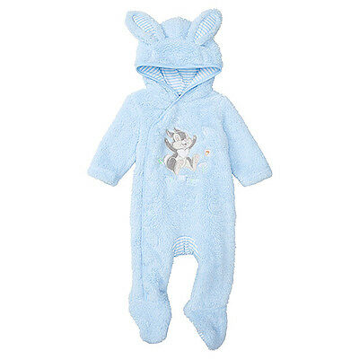NWT Disney Baby Licensed Boys Thumper Coverall Romper Onesie Size 000 or 00
