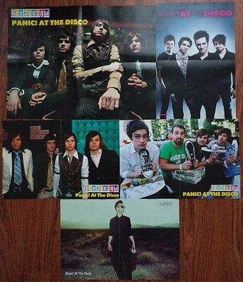 Panic! At the Disco - Brendon Urie Posters