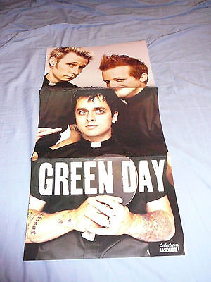 GREEN DAY 11 x 23 POSTER CLIPPING