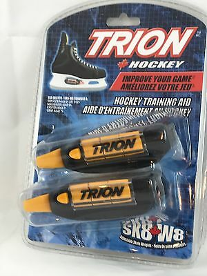 Trion SK8W8 Hockey Skate Weights Training Aid! Senior SR New In Sealed Package