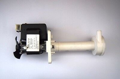 Icematic Icemachine Water Pump Electropump Rebo Mh30F1 Rh Part Number 19535157