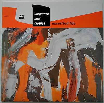 Lp Uk**emperors New Clothes - Unsettled Life (Acid Jazz '93)***22187