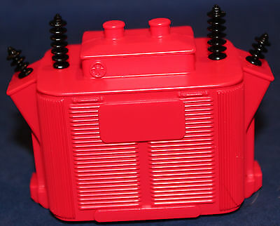 Lionel Part , 83215 Red Transformer , Reproduction