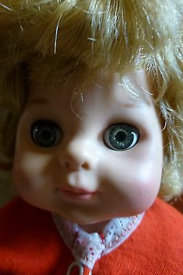 """Vintage Vogue 1965 Angel Baby 12"""" jointed baby doll, from HUGE Collection"""
