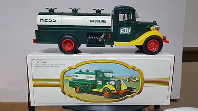1982 Hess First Hess Truck - Inserts  - New !! - Never Displayed !! Nice !!