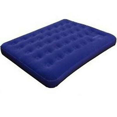 Caribee Velour Top Single Air Bed Mattress