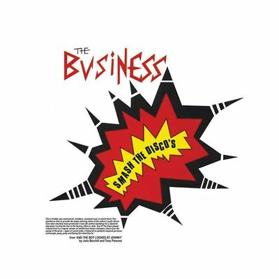 "45, 7"" - The Business - Smash The Disco's - Re, UK Punk, Oi!, Skinhead, Hear!"