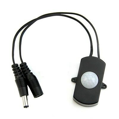 DC5-24V 5A LED Strip Automatic MINI PIR Infrared Motion Sensor Detector Switch U