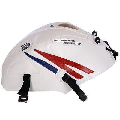 HONDA CBR 500 R 2016 BAGSTER TANK COVER white tricolor 1710A for BAGLUX tank bag