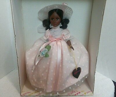 Effanbee #50 Doll, African American with tag