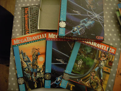 Megatraveller - Boxed Role Playing Game