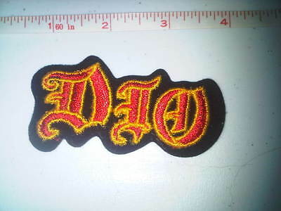 Ronnie James Dio Patch from the 1980's or early 1990's