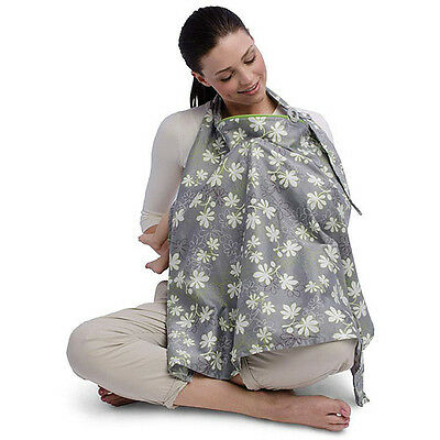 Boppy Nursing Cover - Available in Multiple Patterns | pattern: Lupine