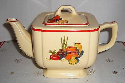 Very Hard To Find Mexicana Century Teapot - AMAZING condition