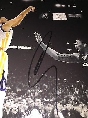 Stephen Curry Signed Autographed 8X10 Photograph Golden State Warriors-Proof Coa