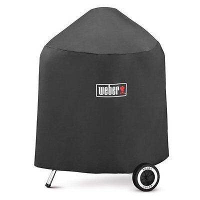 Weber 7149 Grill Cover with Storage Bag for Weber Charcoal Grills bbq, 22.5-Inch