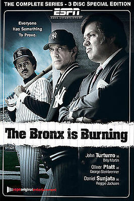 The Bronx Is Burning DVD