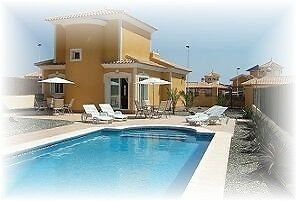 3 BED LUXURY SPANISH VILLA  PRIVATE POOL SLEEPS 6-8. Book Now for 2017 Holiday
