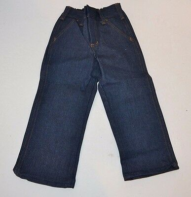 Vtg 1980's MAVERICK Blue Bell Toddler Blue Jeans sz 3T USA Made