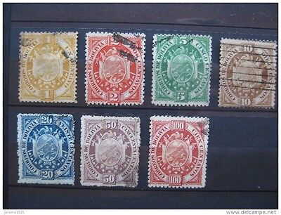 timbres Allemagne : Wurtemberg 1919 - 1920