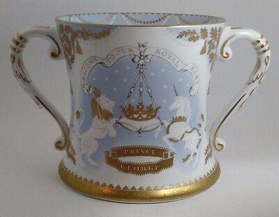 Prince George -  Royal Collection Limited Edition (896/2013) - Large Loving Cup