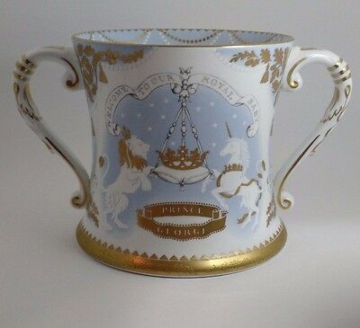 Prince George - Royal Collection - Limited Edition (901/2013)- Large Loving Cup